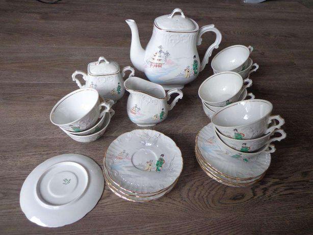 Serviço de chá Vista Alegre 1971.1980