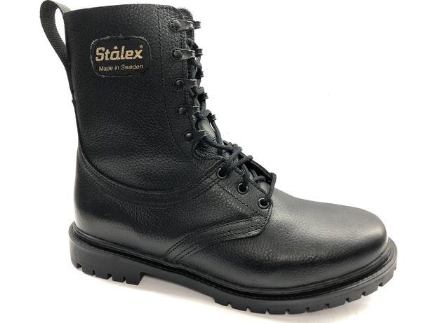 Мужские новые кожаные берцы Stalex 43 р