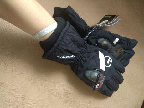 Мужские зимние горнолыжные перчатки Quechua размер L 20-21