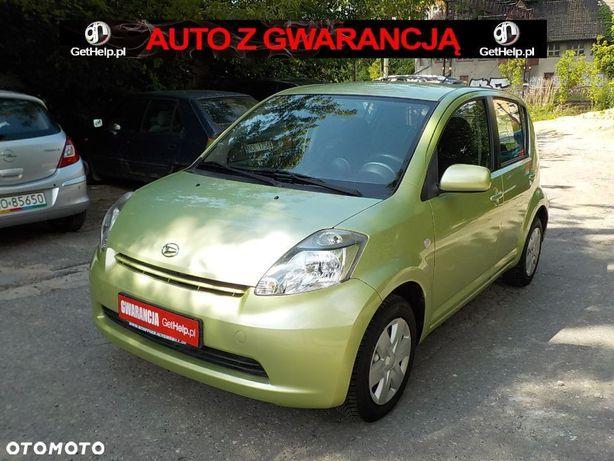 Daihatsu Sirion 1,3 benzyna , blizniak toyoty yaris , bezwypadkowy