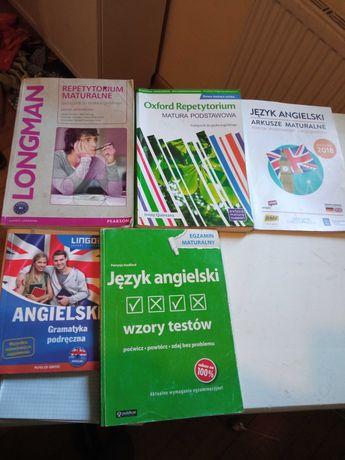 Książki do matury z angielskiego