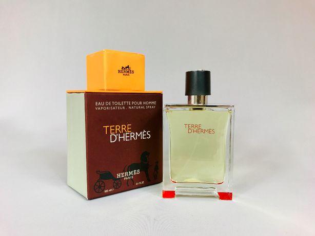 Hermes - Terre D'Hermes LIMITED EDITION A-Z TESTERY a-z