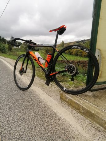 Bicicleta Giant TCR DI2