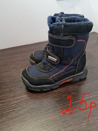 Зимові термо- чобітки.