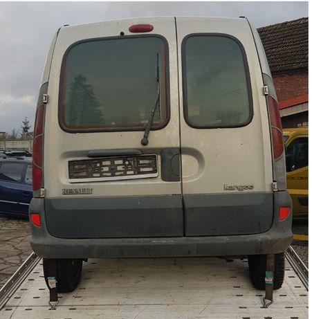 Drzwi Tył komplet Renault Kangoo I