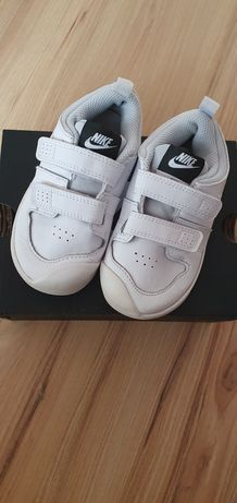 Buty Nike białe r. 25