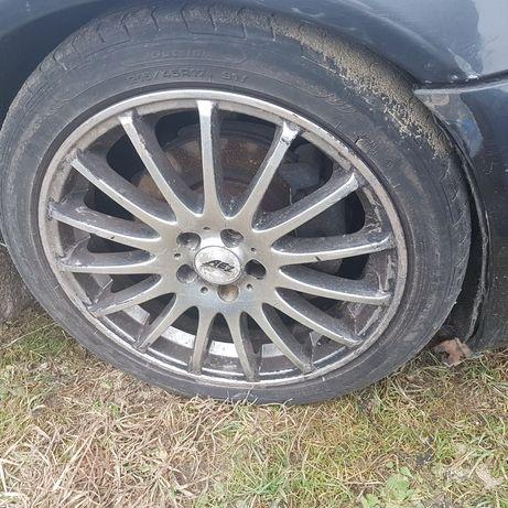 """Alufelgi z oponami 17"""" koła z oponami 4szt. Alfa Romeo GT, 156, 147"""
