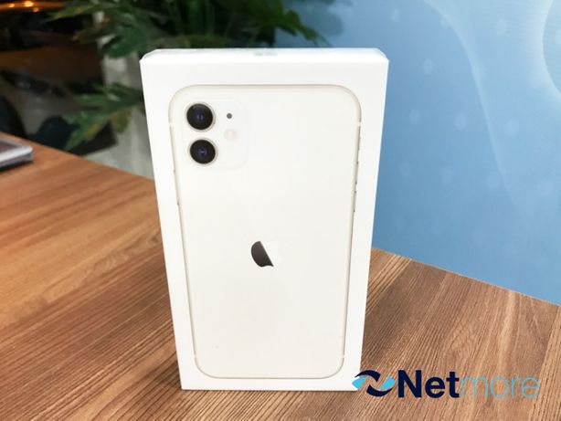 PROMOÇAO - iPhone 11 64GB - Novo, selado com 2 anos de Garantia Apple