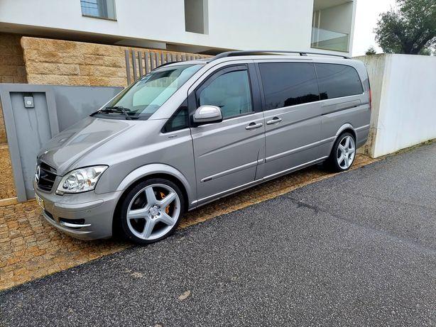 Mercedes Viano 2.2 AMG