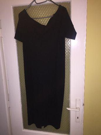 Sukienka L sylwester studniówkę za kolano profilowana