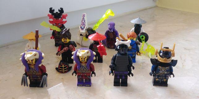 Figurki Lego Ninjago unikaty