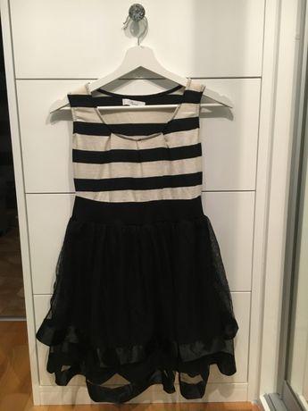misy śliczna sukienka 9-10 lat