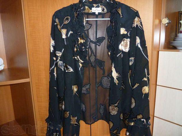 Продам женскую легкую блузку на пуговицах