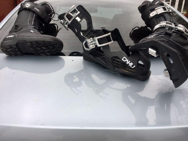 Крутейшие Лыжные ботинки DAHU 24-24.5смdahu swiss boots,не Head atomic