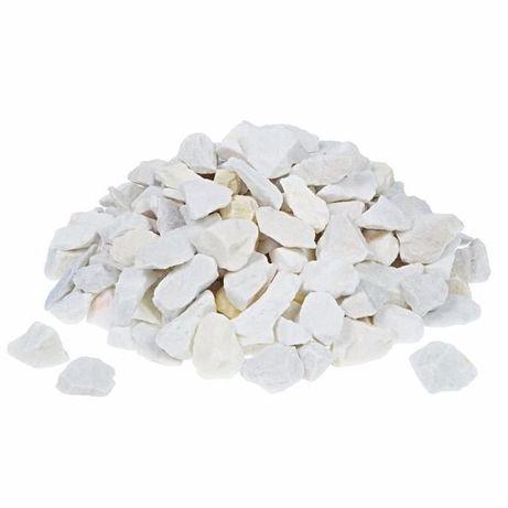 Kamień ogrodowy grys, otoczak, Grys Grecki Biały 10-16 mm HIT!!!