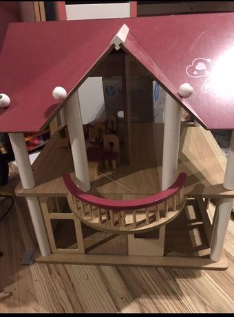 Drewanany domek eichhorn
