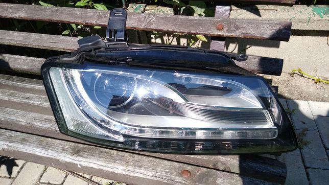 Lampa prawa Audi A5 oraz spryskiwacze