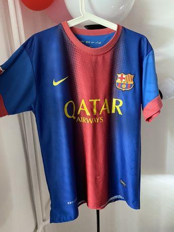 Koszulka piłkarska Messi 10 FC Barcelona Nike Dri-Fit roz M kolekcjone