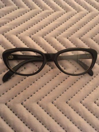 """Óculos """"Cat eye"""" Vintage"""
