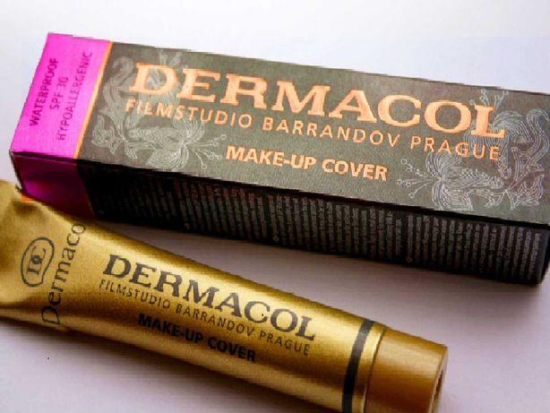 Dermacol, Дермакол, маскировка рубцов, шрамов, тональный крем /