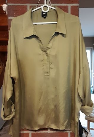 Bluzeczka khaki XL