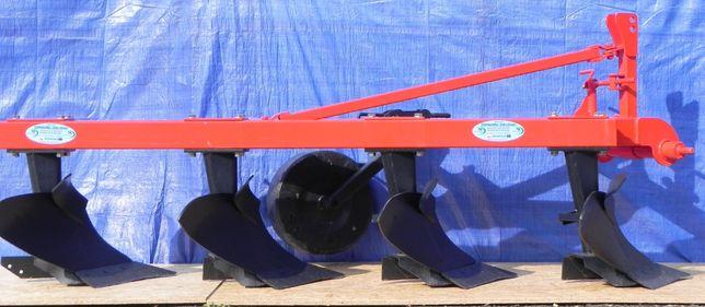 Zagonowy 4 skibowy pług 4x35cm pługi grudziądzkie zagonowe