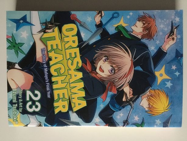 Oresama Teacher 23 The Story of Mafuyu's Final Year Manga
