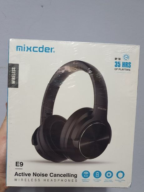 Słuchawki bezprzewodowe Mixcder E9 z ANC