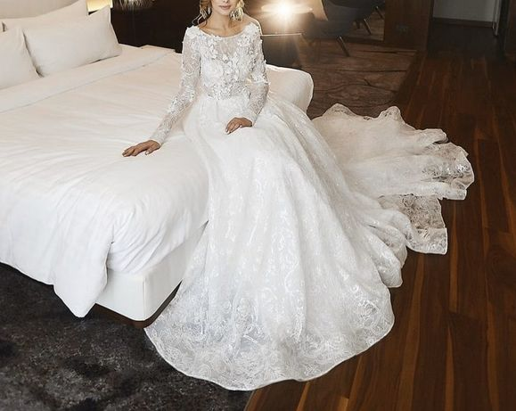 Свадебное платье milla nova, весільна сукня