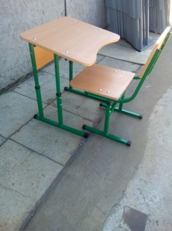 Стул + парта/парта/школьная парта/ученический стул/школьный стульчик