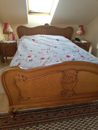 Sprzedam piękną sypialnię w stylu Ludwikowskim