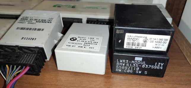 BMW X5 E53 Модуль управления пневмоподвеской БМВ Е53 Х5 Lwr 3,AHM II