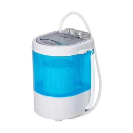 Автономная мини стиральная машина для дачи Малютка 3 кг с отжимом