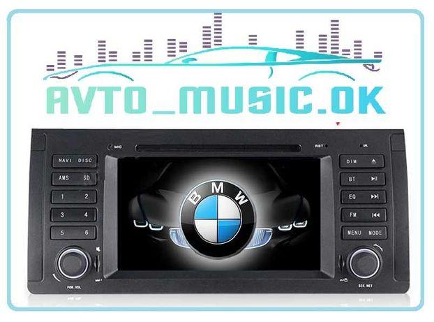 Магнитола BMW e53, Х5 Android, GPS, USB
