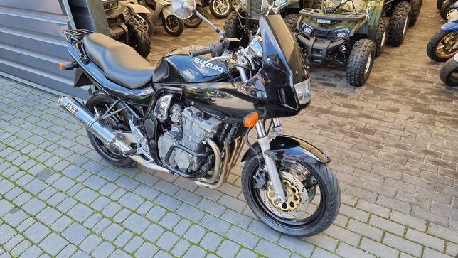 Suzuki GSF 600 Bandit 1999r. Ładny stan, wydech IXIL, Michelin