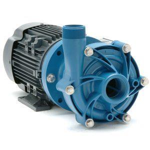 Насос с магнитной муфтой DB 10P, центробежный насос, химический насос.