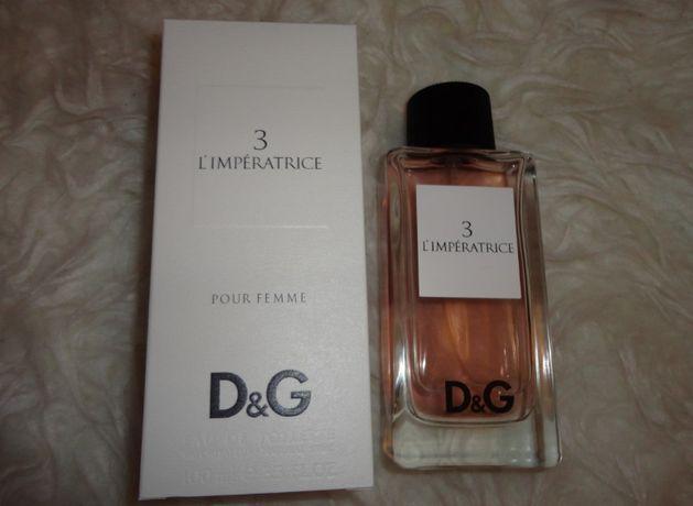 Туалетная вода Императрица Dolce & Gabbana L'Imperatrice 3 женская