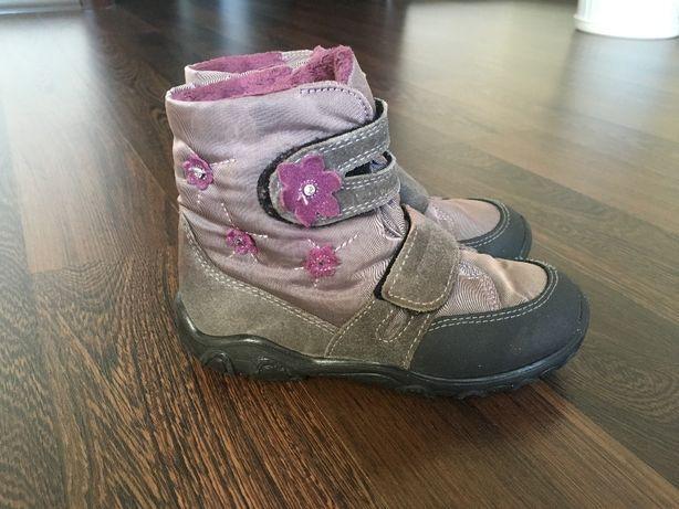 Зимние ботинки Рикоста детские 26