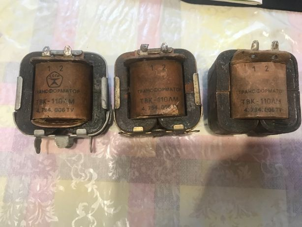 Трансформатор ТВК-110 ЛМ