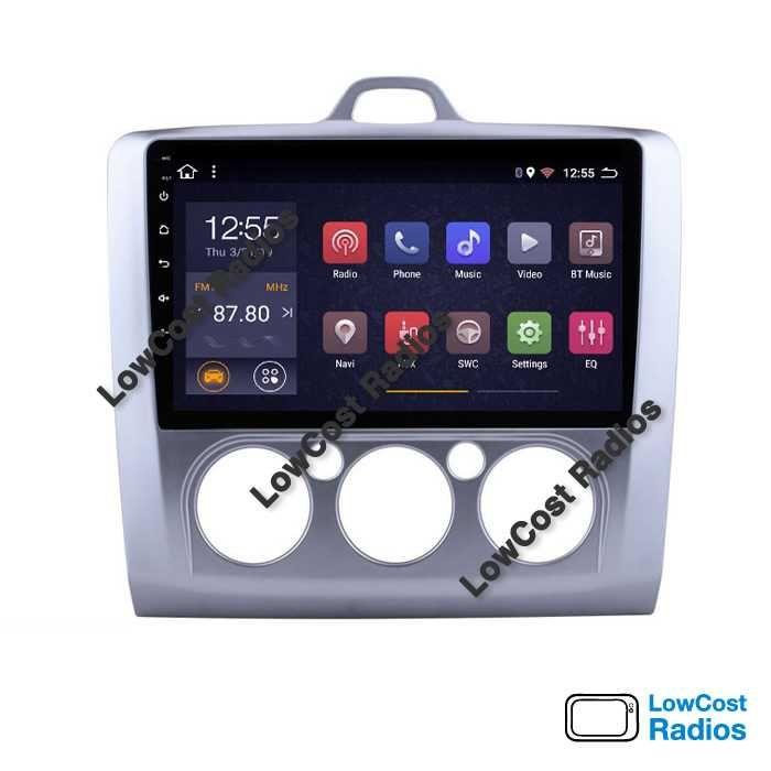 Auto Rádio ANDROID Ford  • GPS • BLUETOOTH • USB