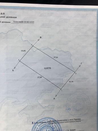 Продам участок земельна ділянка кемпінг 0.6 сот