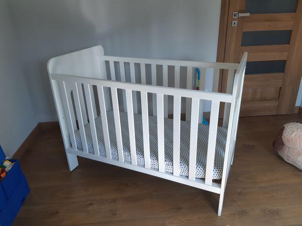 Łóżeczko niemowlęce  Piętrus ZUZA 120x60