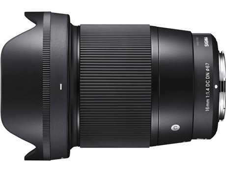 Vendo Sigma 16mm 1.4 para Sony Nova