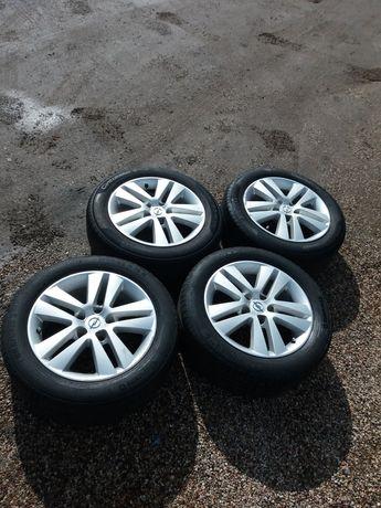 "Felgi aluminiowe Opel Astra H vectra C 5x110 alufelgi 16"" koła"