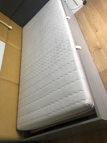 Łóżko Meblik uni grey