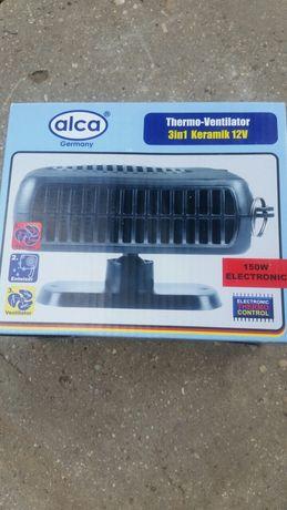 Автомобильный керамический тепловентилятор нагревател Alca 12v 544000