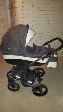 Luksusowy wózek Bebetto Tito Premium +Cybex