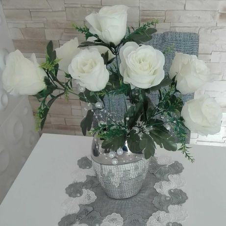 Róże sztuczne nowe
