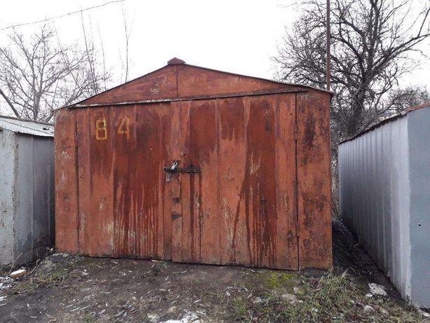 Место под гараж металлический
