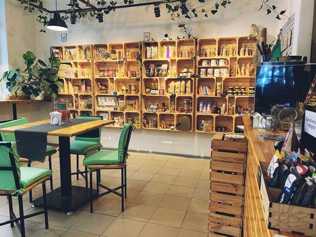 Кафе + інтернет-магазин продаж прибуткового бізнесу